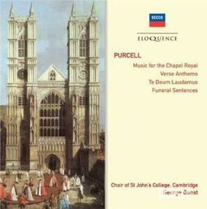 CD Anthems di Henry Purcell