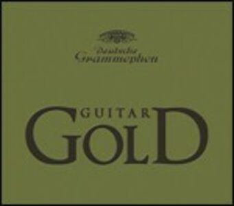 CD Guitar Gold