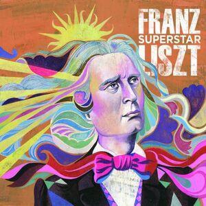 CD Franz Liszt Superstar di Franz Liszt