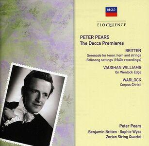 CD Decca Premieres