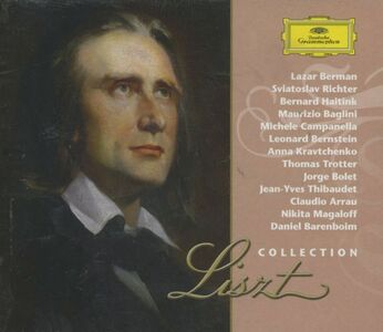 CD Liszt Collection di Franz Liszt