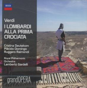 CD I Lombardi alla prima crociata di Giuseppe Verdi