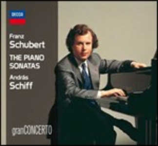 CD Sonate per pianoforte di Franz Schubert