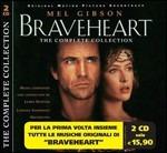 Cover CD Colonna sonora Braveheart - Cuore impavido