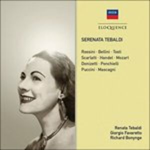 CD Serenata Tebaldi