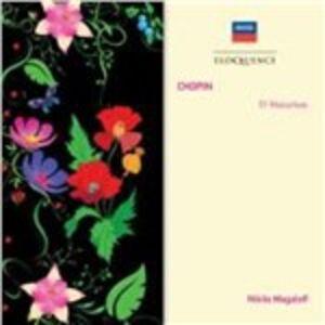 CD Mazurke di Fryderyk Franciszek Chopin 0