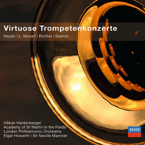CD Virtuose Trompetenkonzert