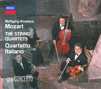 CD Quartetti per archi completi di Wolfgang Amadeus Mozart