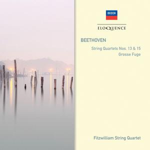 CD Late Quartets - n.13, di Ludwig van Beethoven