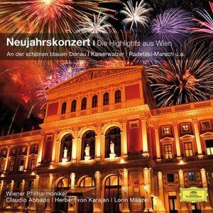 CD Neujahrskonzert
