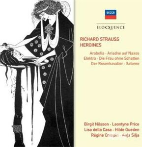 CD Heroines di Richard Strauss