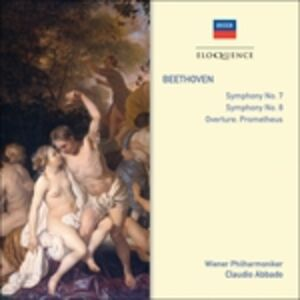 Foto Cover di Sinfonie n.7, n.8 - Le creature di Prometeo, CD di AA.VV prodotto da Eloquence Australia