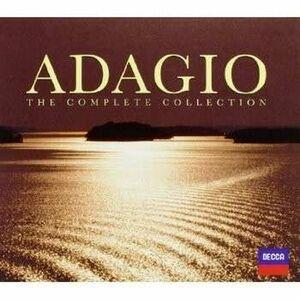 Foto Cover di Adagio. The Complete Collection, CD di  prodotto da Decca