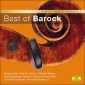 CD Best of Barock