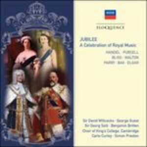 CD Jubilee. A Celebration of Royal Music