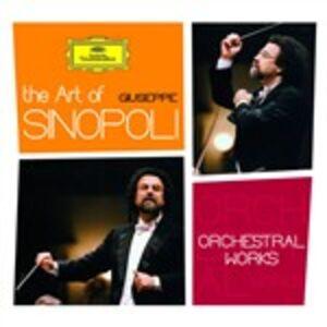 CD The Art of Giuseppe Sinopoli