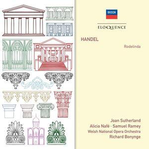 Foto Cover di Rodelinda, CD di Georg Friedrich Händel, prodotto da Eloquence 1
