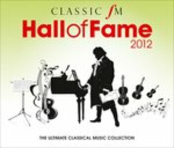 CD Classic Fm Hall of Fame