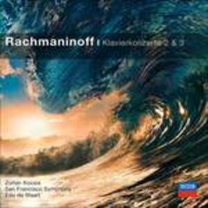 CD Klavierkonzerte 2 & 3 di Sergei Vasilevich Rachmaninov