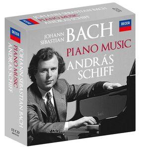 CD Musica per pianoforte di Johann Sebastian Bach