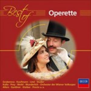 CD Best of Operette