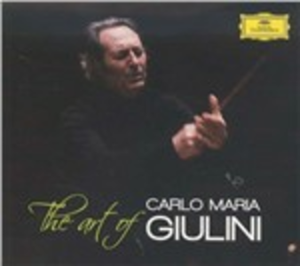 CD The Art of Carlo Maria Giulini
