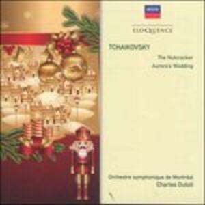 Foto Cover di Lo schiaccianoci, CD di Pyotr Il'yich Tchaikovsky, prodotto da Eloquence