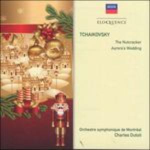 CD Lo schiaccianoci di Pyotr Il'yich Tchaikovsky