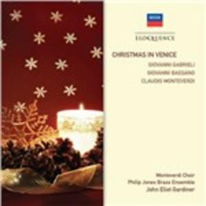 CD A Venetian Christmas