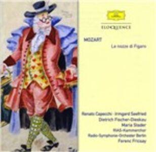 CD Le nozze di Figaro di Wolfgang Amadeus Mozart 0