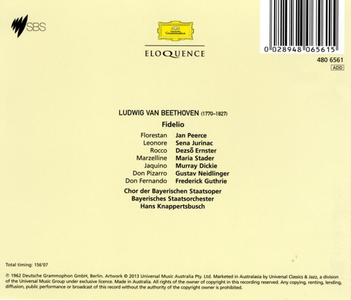 CD Fidelio di Ludwig van Beethoven 1
