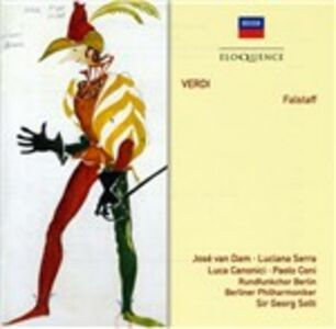 CD Falstaff di Giuseppe Verdi 0