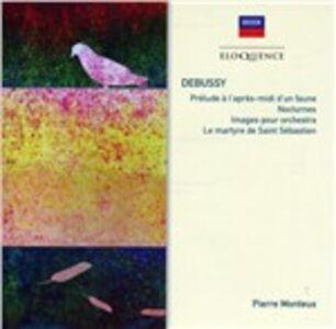 Foto Cover di Musica orchestrale, CD di Claude Debussy, prodotto da Eloquence