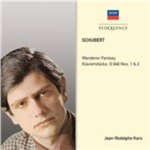 CD Wanderfantasie di Franz Schubert