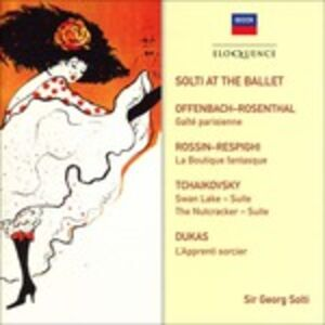 CD Solti at the Ballet