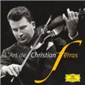 CD L'art de Christian Ferras