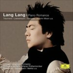 CD Piano Romances