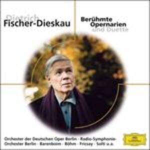 CD Celebri arie d'opera