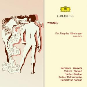 CD Der Ring des Nibelungen di Richard Wagner