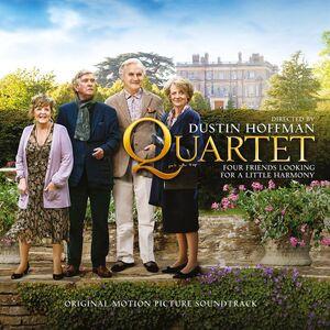 Foto Cover di Quartet, CD di Dario Marianelli, prodotto da Universal Classic