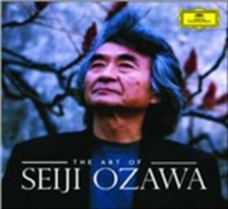 CD The Art of Seiji Ozawa
