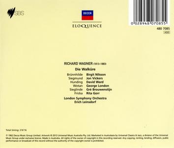 CD La valchiria (Die Walküre) di Richard Wagner 1