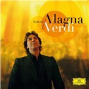 Foto Cover di Verdi, CD di Giuseppe Verdi,Roberto Alagna, prodotto da Universal