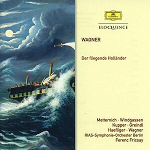 CD Der Fliegende Hollander di Richard Wagner