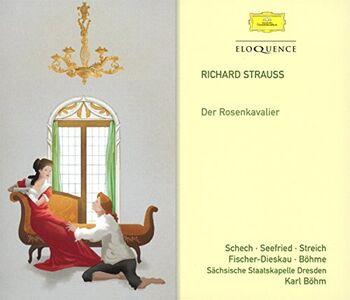 CD Der Rosenkavalier di Richard Strauss