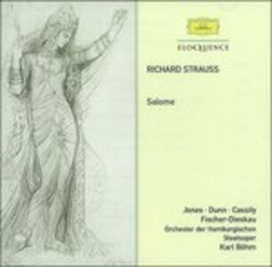 CD Salome di Richard Strauss