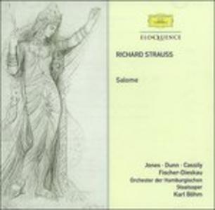 CD Salome di Richard Strauss