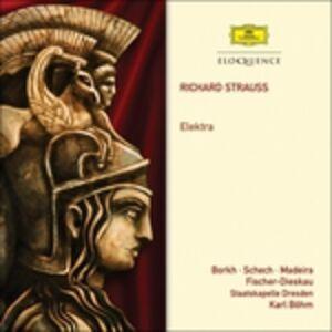 CD Elektra di Richard Strauss