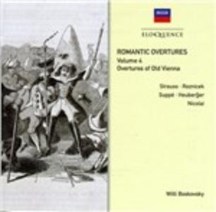 CD Romantic Overtures vol.4  0