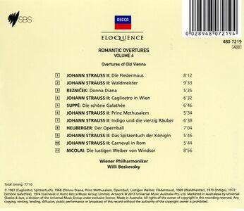 CD Romantic Overtures vol.4  1